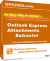 Outlook Express Attachment Extractor